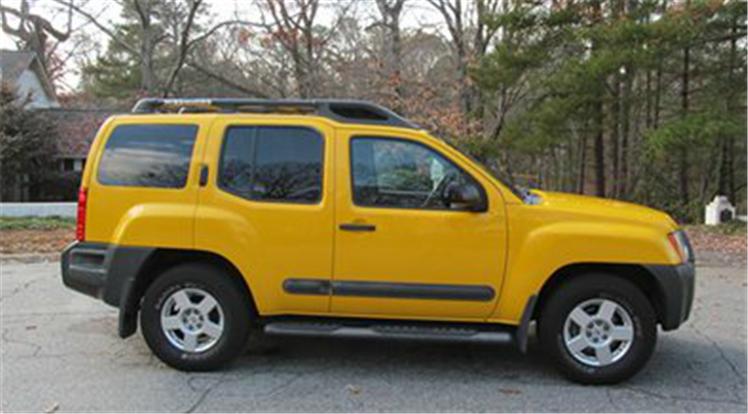 Buy Nissan Xterra S SUV
