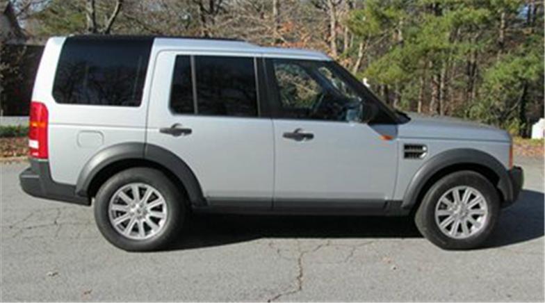 Buy Land Rover LR3 SE7 SUV