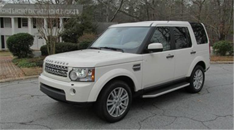 Buy Land Rover LR4 SUV