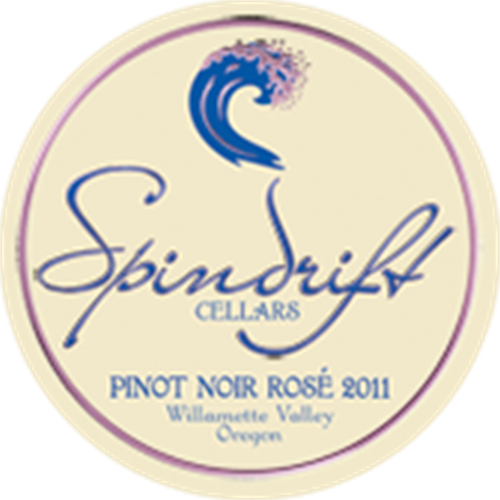 Spindrift Pinot Noir Rose' 2011 Wine