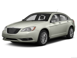 Buy Chrysler 200 Limited Sedan Car