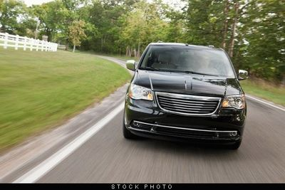 Buy Chrysler Town & Country Limited Van