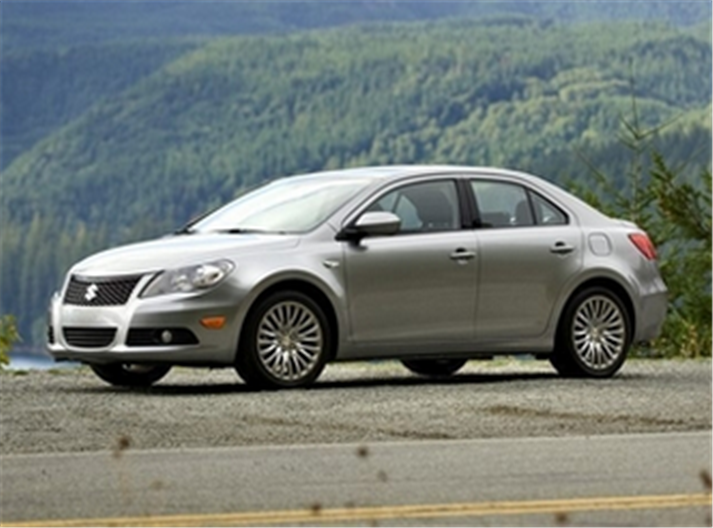 Buy Suzuki Kizashi SE Sedan Car