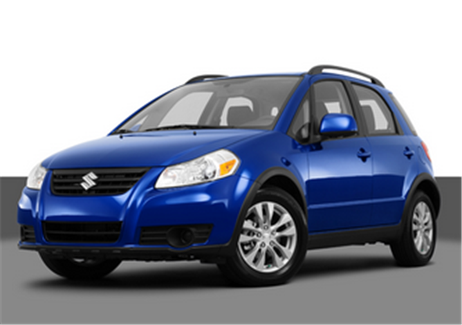 Buy Suzuki SX4 Premium Hatchback Car