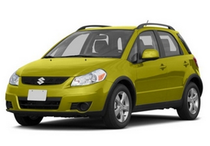 Suzuki SX4 Tech Valu Pkg Hatchback Car