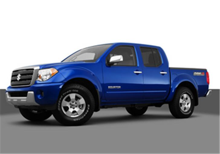 Buy Suzuki Equator RMZ-4 Truck