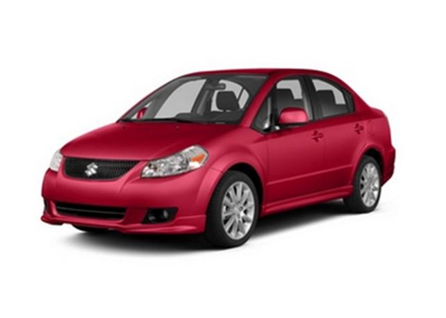 Buy Suzuki SX4 LE Popular Sedan Car