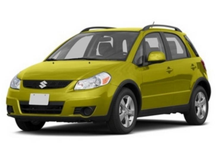 Buy Suzuki SX4 Tech Valu Pkg Hatchback Car