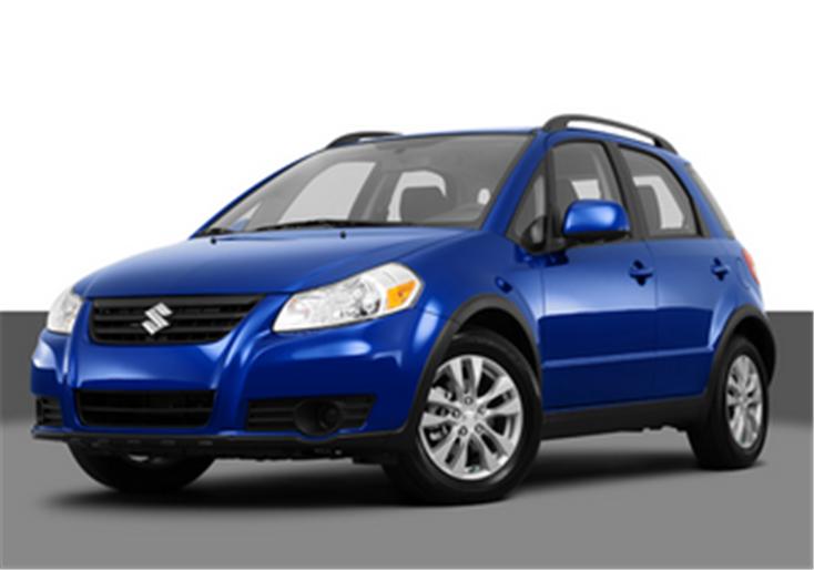 Buy Suzuki SX4 Premium Hatchback Car