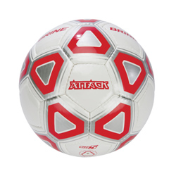 Buy Synthetic Leather Soccer Balls Brine-Attack