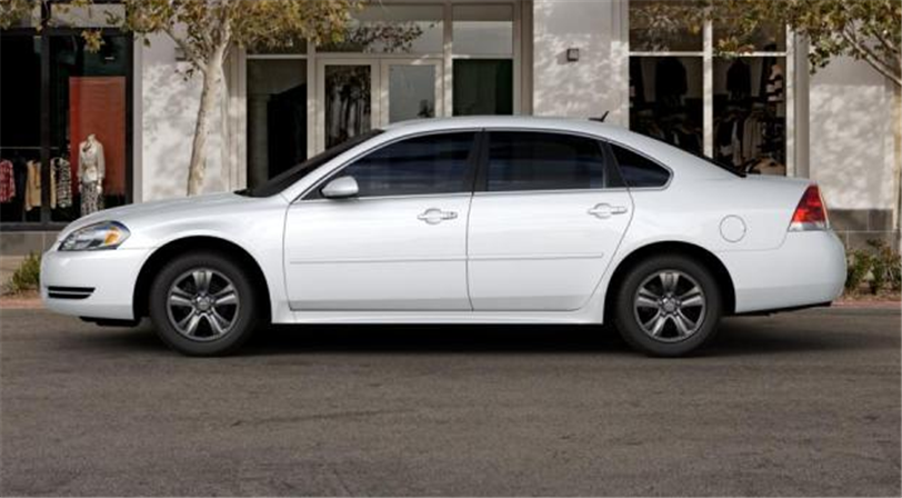 Buy Chevrolet Impala LS Car