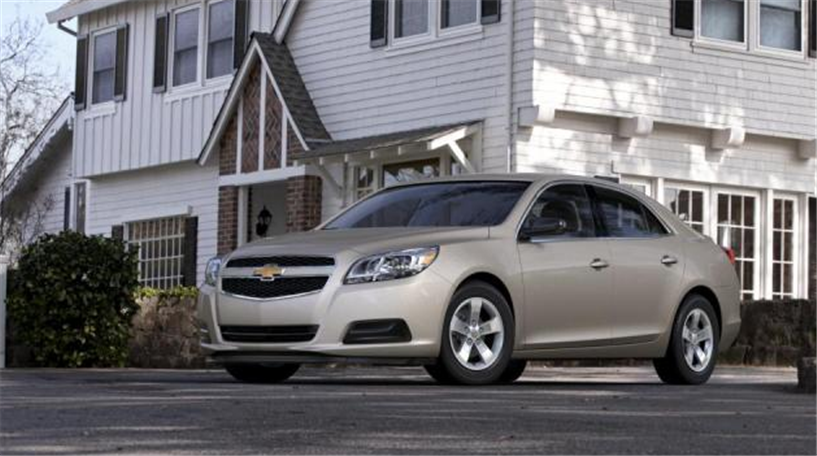 Buy Chevrolet Malibu LS Car