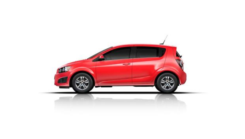 Buy Chevrolet Sonic Hatch 1LT Car