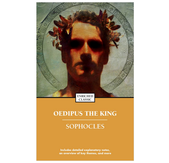 an analysis of the main character in oedipus rex a play by sophocles
