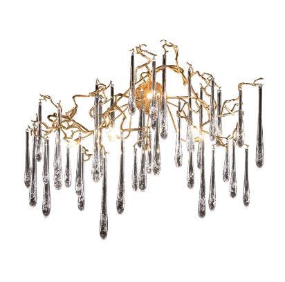 Buy ELK Lighting 1742/6 - Six Light Gold Wall Light