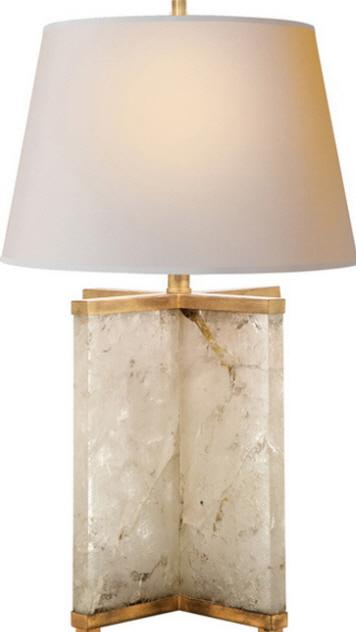 Buy Visual Comfort SP3005Q-NP - One Light Table Lamp