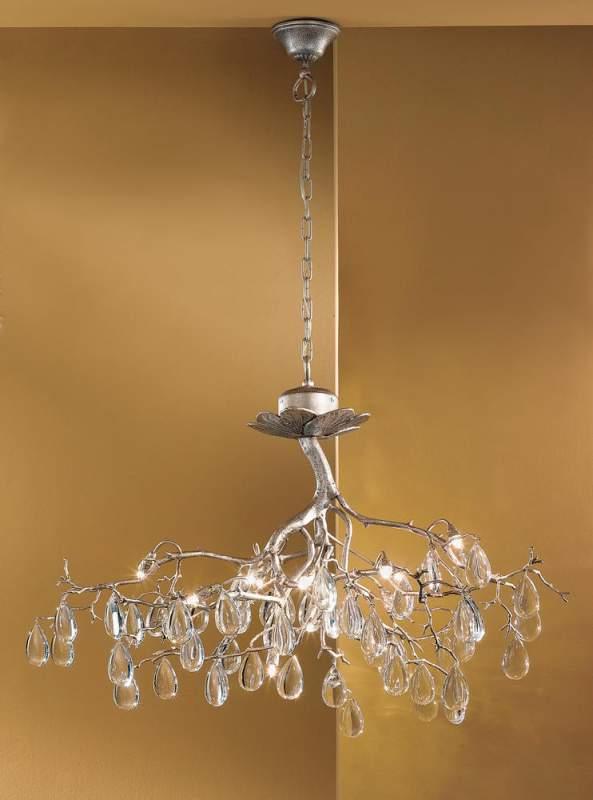 Buy Classic 10029 NBZ - Twelve Light Bronze Down Chandelier