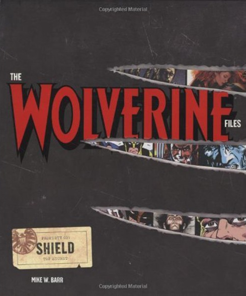 Buy The Wolverine Files Book