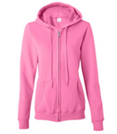 Buy Gildan Heavy Blend Ladies' Full-Zip Hooded Sweatshirt