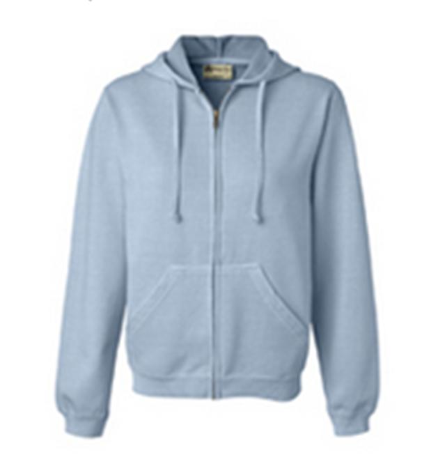 Buy Weatherproof Ladies' Weatherwash Full-Zip Hooded Sweatshirt