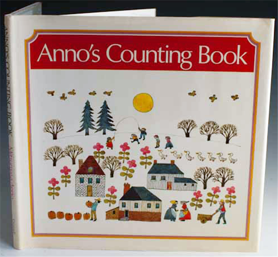 Buy Anno's Counting Book