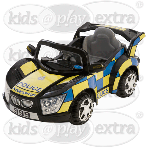 kidsplay kap83 6v police car