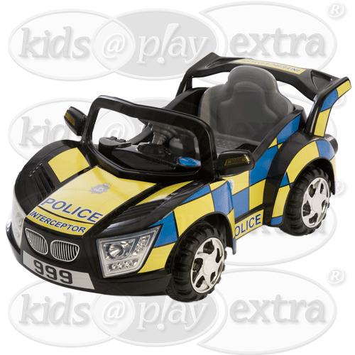 kidsplay kap83 6v police car