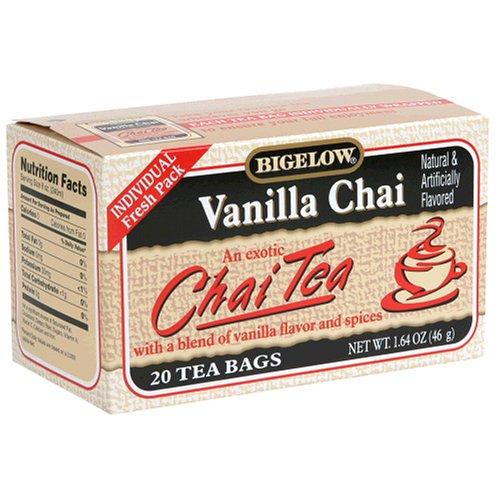 Buy Bigelow Vanilla Chai Tea
