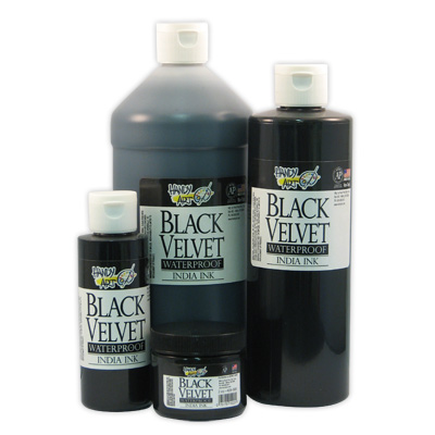 Buy Black Velvet India Ink