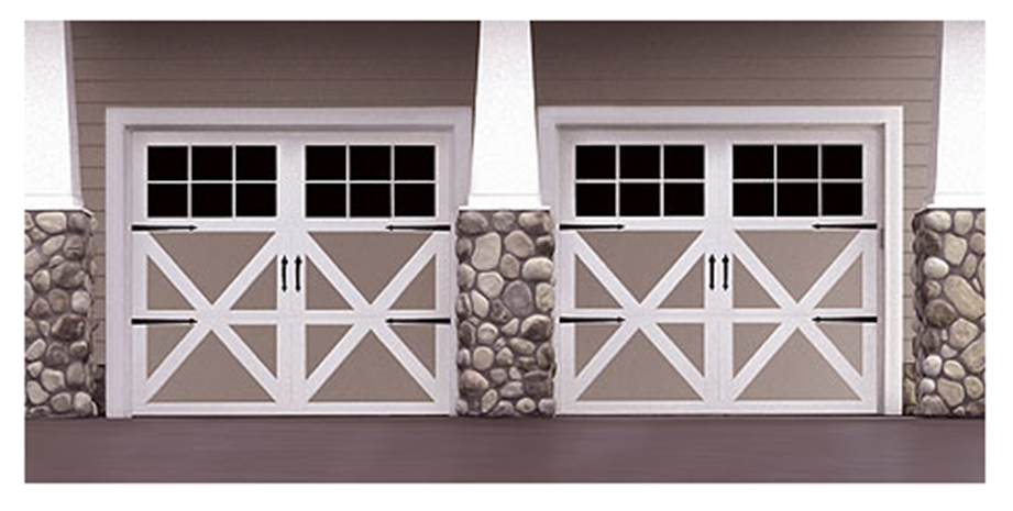 Buy Model 9700 Wayne Dalton Carriage House Steel Garage Door
