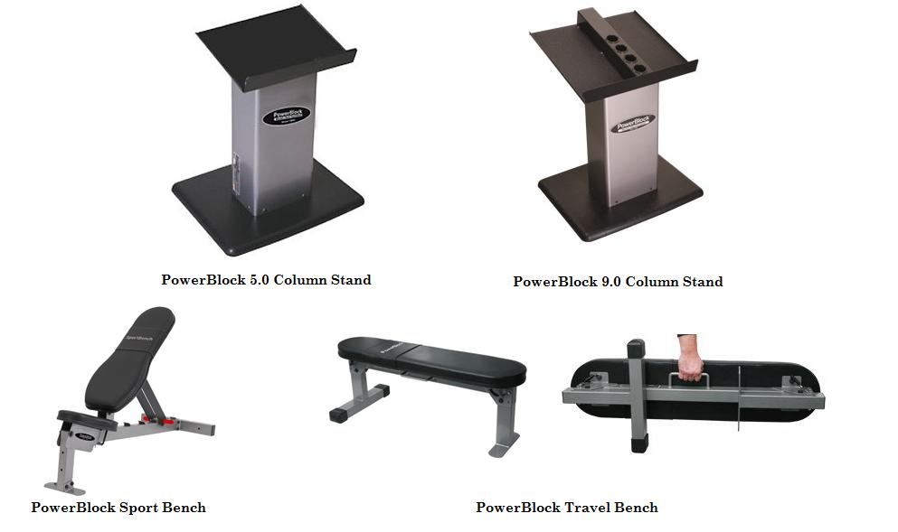Powerblock Dumbbell Stands And Benches Buy In San Antonio