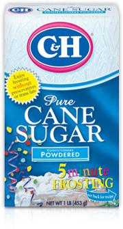 Buy C&H® Powdered Sugar