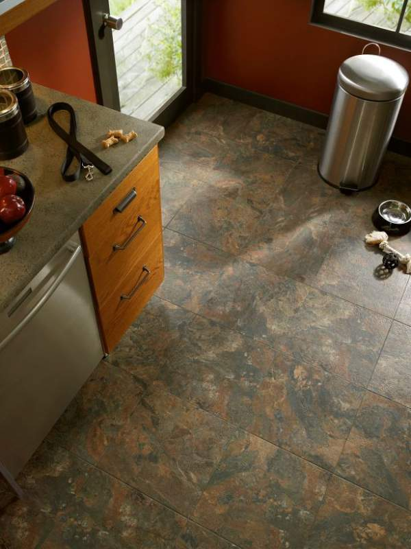 Buy CeraRoma - Canyon Shadow 16 in. x 16 in. Vinyl Tile