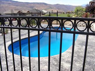 Buy Swimming Pool Fence