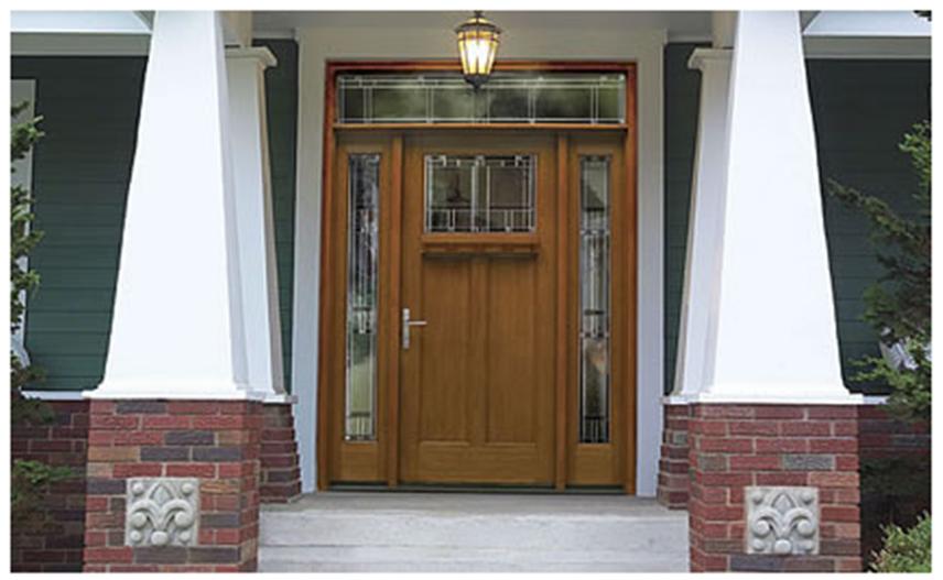 Buy Classic-Craft American Fiberglass Entry Door