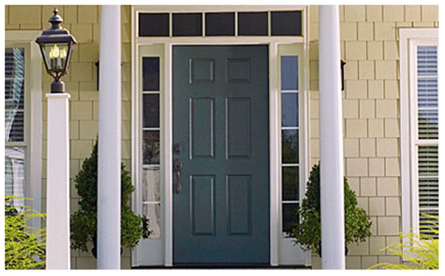 Buy Traditions Steel Entry Door