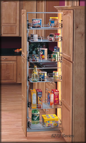 5250-09CR 4 Basket Pull-Out Pantry for sale in Hot Springs on English