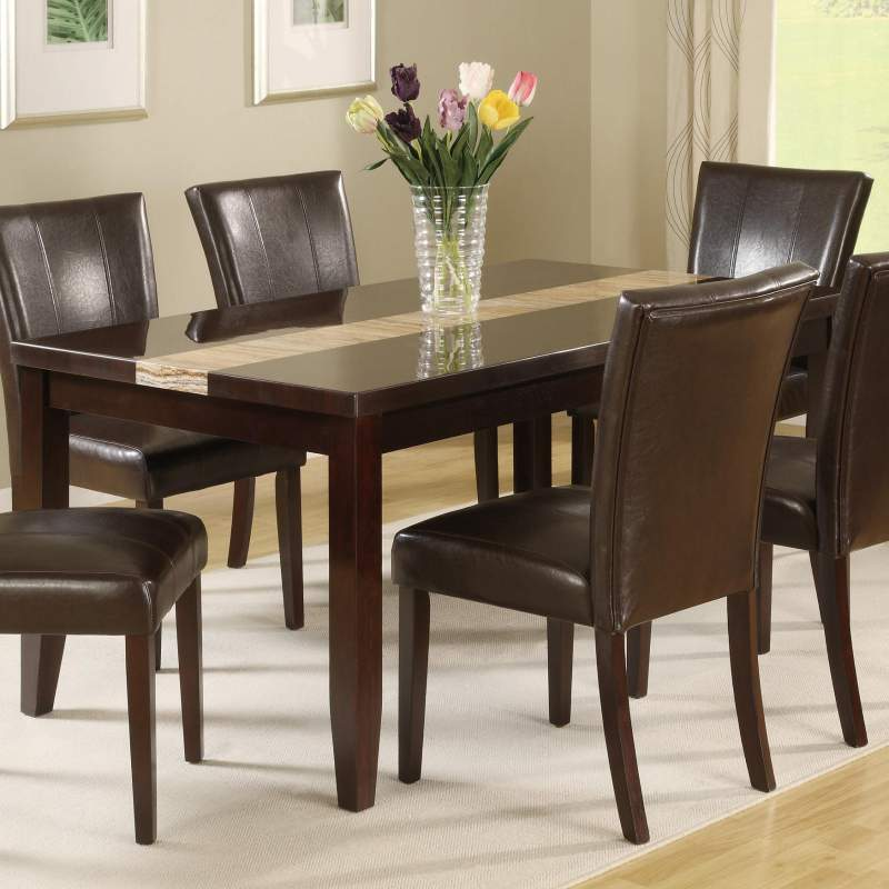 Crown Mark Madrid Dining Table  Crown Mark Madrid Dining Table   Buy Crown Mark Madrid Dining  . Dining Table Price In Usa. Home Design Ideas