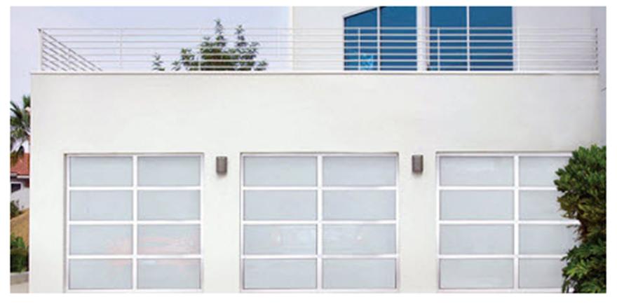 Buy Model 8800 Wayne Dalton Aluminum Garage Door