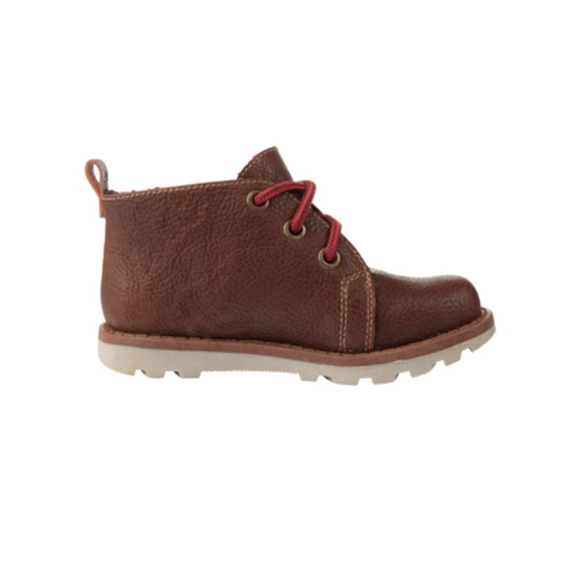 Buy Brown Lace-Up Boots