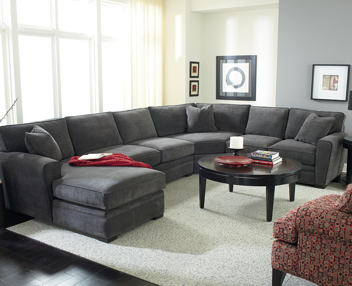 Artemis Graphite Sectional u2014 Buy Artemis Graphite Sectional, Price , Photo Artemis Graphite ...