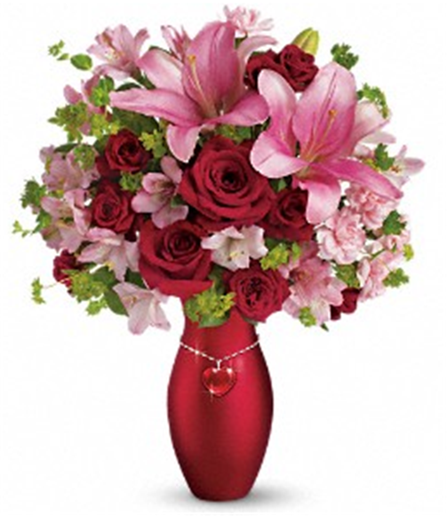 Buy Teleflora's Charm Her Bouquet