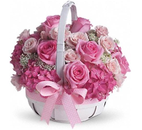 Buy She's Lovely Basket