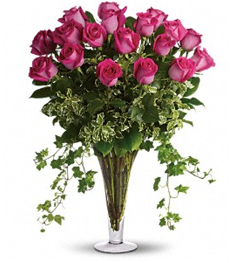 Buy 8 Long Stemmed Pink Roses