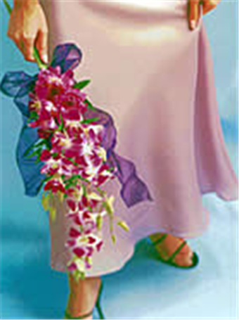 Buy Dendrobium Presentation Bouquet