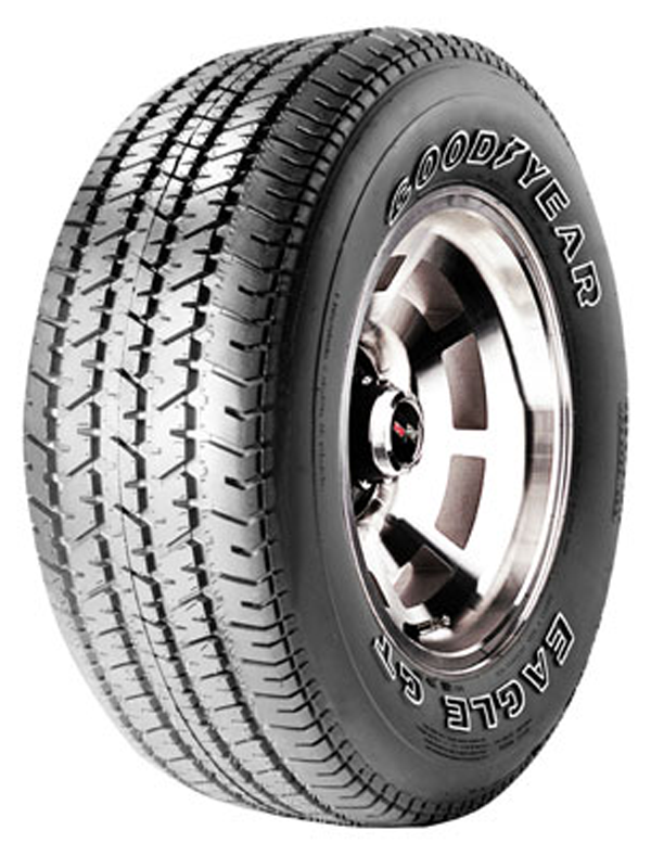 Goodyear Eagle GT 255/60-15 raised white letter tire — Buy Goodyear ...