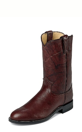 Buy Dark Brown Marbled Deerlite Boots