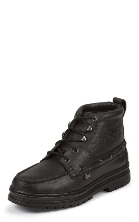 Buy Black Cowhide Chukka Boots
