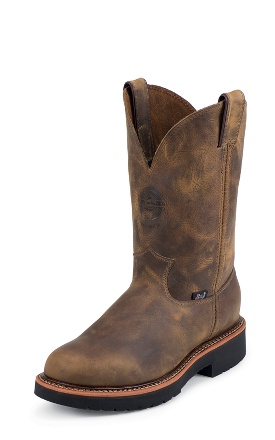 Buy Rugged Tan Gaucho Steel Toe Boots