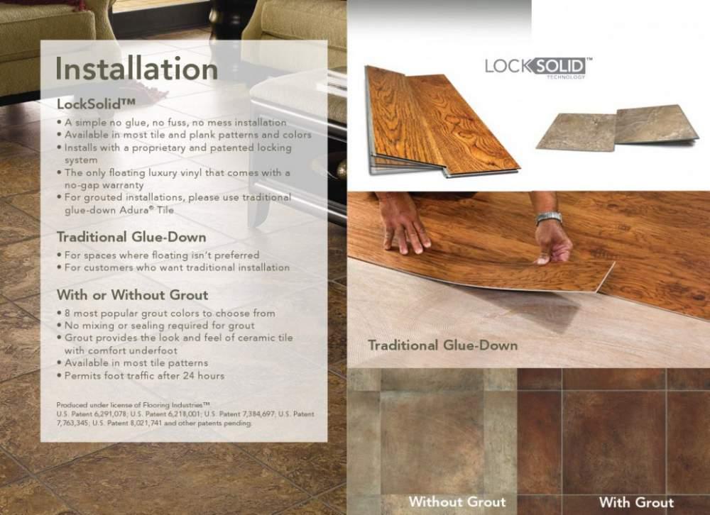 Buy Luxury Vinyl Tile & Planks